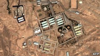 ईरान का पारचीन परमाणु संयंत्र
