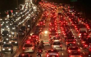 Carretera en Sao Paulo