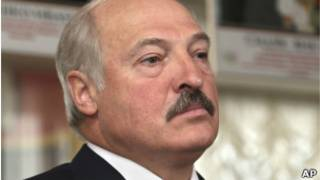 Президент Лукашенко
