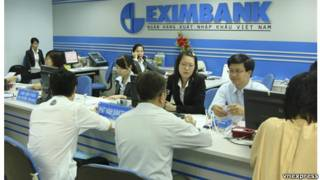 Ngân hàng ở Việt Nam