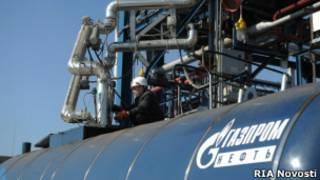 Завод Газпрома