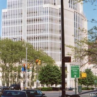 Здание суда в Бруклине