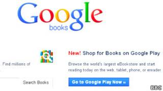 Интернет-библиотека Google