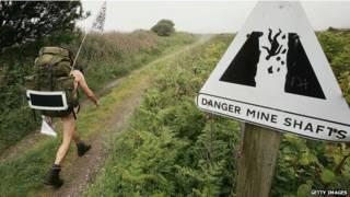 Stephen Gough, el caminante nudista