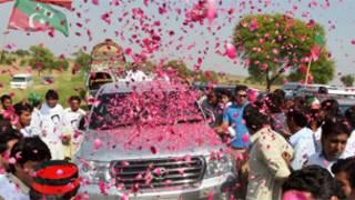 इमरान खान का मार्च