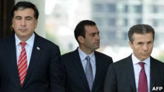 Михаил Саакашвили и Бидзина Иванишвили встречались за закрытыми дверями