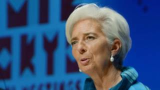 Shugabar Asusun IMF, Christine Lagarde