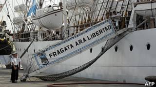 Fragata Libertad