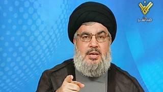 Hassan Nasrallah, shugaban Hezbollah