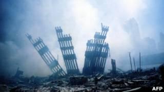 Руины ВТЦ