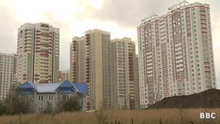 Жилые кварталы Химок