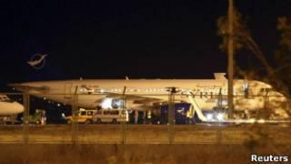 Сирийский самолет