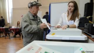 Выборы мэра Химок 14 октября 2012 года