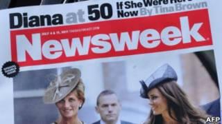 Обложка Newsweek
