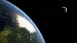 चांद और धरती (फ़ाइल)