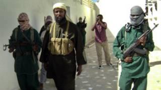 Wasu mayakan al-Shabaab a Somaliya