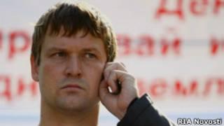 Леонид Развозжаев (фото 12 сентября 2009 года)