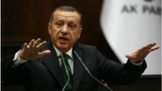 Praminista Erdogan na Turkiyya