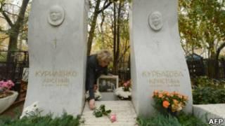 Памятник жертвам Дубровки