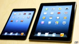 iPad mini и iPad