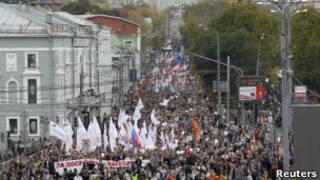 Марш миллионов в сентябре