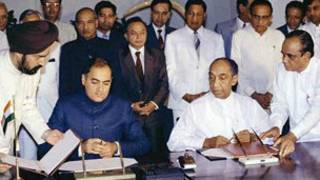 Indo-Lanka accord