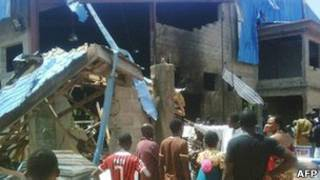 Une explosion contre une église a fait au moins 3 morts à Kaduna