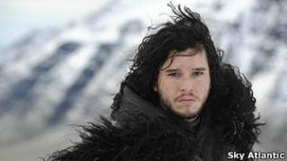 """Escena de la serie """"Games of Thrones"""""""