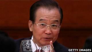 Китайский премьер Вэнь Цзябао