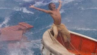 लाइफ ऑफ पाई,अंग्रेज़ी फिल्म