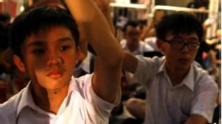 चीनी छात्र