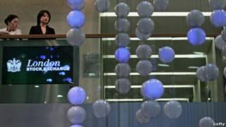 倫敦股票交易所