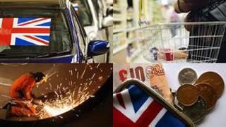 英國各行業