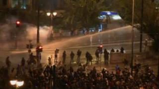 Столкновения на площади Синтагма