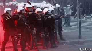 Полиция Варшавы