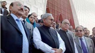 पाकिस्तान में नीतीश कुमार