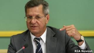 Астраханский губернатор Александр Жилкин