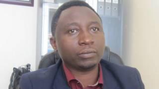 Umukuru wa Green Party, Frank Habineza