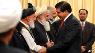 В ходе переговоров в Исламабаде