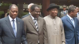 Shugabannin kasashen ECOWAS