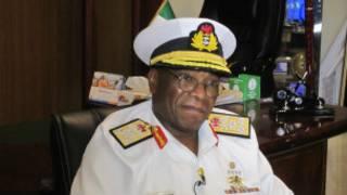 Babban Hafsan Dakarun Tsaron Najeriya, Admiral Ola Ibrahim