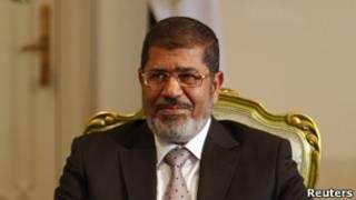Президент Мурси