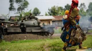 Près d'un demi-million de personnes ont été déplacées par les combats dans les Kivu