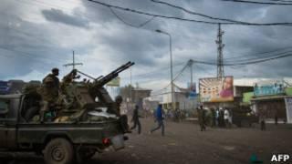 Abasirikare ba Kongo bahanganye n'imigwi y'abarwanyi muri Katanga