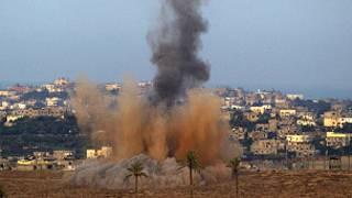 इसराइली सैन्य कार्रवाई
