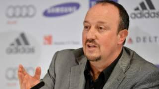 Manajan wucin gadi na kulob din Chelsea, Rafael Benitez