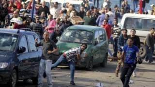 Столкновения в Александрии