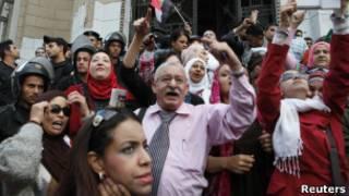 Противники Мохамеда Мурси