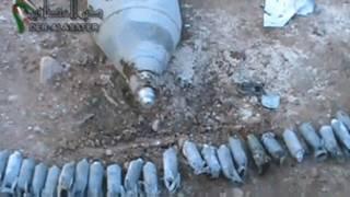 القنابل العنقودية