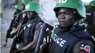 Polisi wa Nigeria